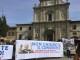 Corteo di fedeli e amici del Convento di San Marco contro la chiusura decretata dai Domenicani