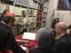 Cardinale Betori inaugura i nuovi locali Archivio Storico Basilica San Lorenzo a Firenze