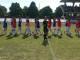 La squadra femminile di calcio del Russell-Newton alle finali nazionali a Senigallia