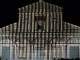 Millenario San Miniato: la facciata della Basilica trasformata da Cauteruccio