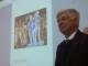 L'artista Carlo Carli all'Istituto Russel-Newton per Erasmus Plus
