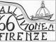 Il programma delle celebrazioni per il 52esimo anniversario Alluvione di Firenze del 1966