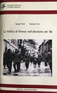 libro Polizia e Alluvione 1966