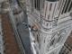 Al via dal Campanile di Giotto il monitoraggio delle facciate esterne dei monumenti del Duomo di Firenze