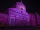 Nuova illuminazione a led e show colorati a Firenze per la Basilica di San Miniato al Monte