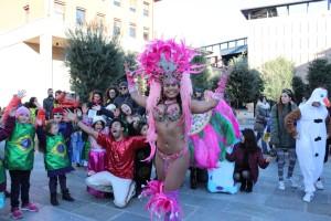 Carnevale di pace a Novoli