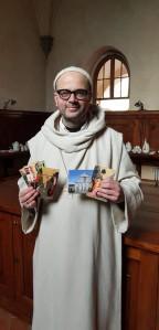 Padre Bernardo San Minianto millenario cartoline Vaticano