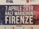 Domenica 7 aprile torna la Half Marathon Firenze
