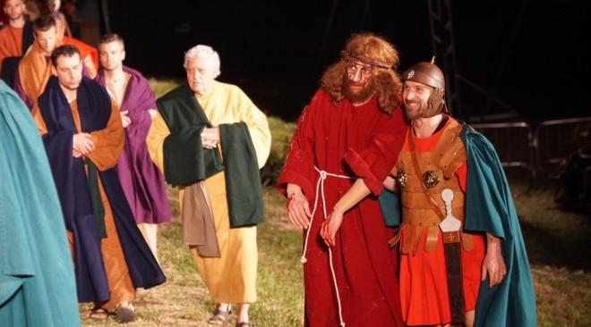 19 aprile Venerdì Santo: 600 figuranti per la Passione di Grassina
