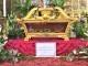 Nuova urna per la Beata Umiliana De' Cerchi nella Basilica di S. Croce a Firenze