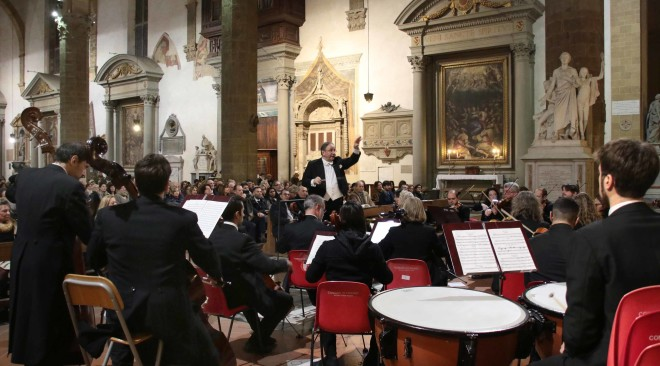 Tornano i concerti dell'Orchestra da Camera Fiorentina: al via la 40ma stagione