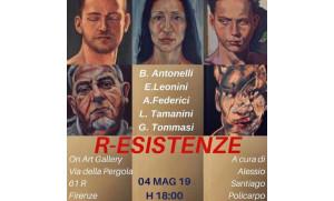 mostra Resistenze