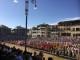 Calcio Storico Fiorentino – Torneo 2019: sfilata corteo storico e partita Azzurri-Bianchi