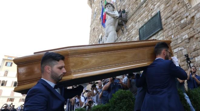 Il funerale del Maestro Franco Zeffirelli