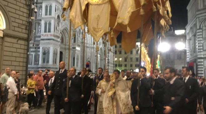 La Solenne Processione notturna del Corpus Domini 2019 per le vie del centro storico