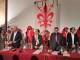 Celebrati in Palazzo Vecchio i 115 anni del Gonfalone di Firenze e della Famiglia di Palazzo