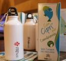 Plastic free, borracce in regalo agli studenti della prima elementare