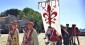 Il Gonfalone di Firenze a La Verna per la Festa delle Stimmate di San Francesco