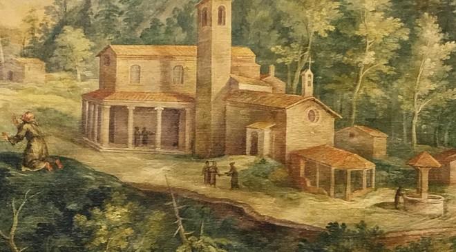 Viaggio nel Santuario francescano de La Verna, antico protettorato del Comune di Firenze