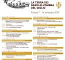 """La IV Settimana Lucana: """"La terra dei sassi all'ombra del Giglio"""""""