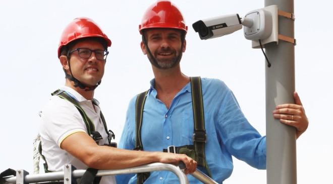 Attivate 63 nuove telecamere di videosorveglianza per un totale di oltre 800 in città