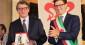 Le Chiavi della Città al Presidente del Parlamento Europeo David Sassoli