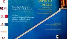 Dipinto di Blu. Colori e volti al Museo Bardini fino al 17 ottobre alla Galleria delle Carrozze