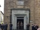Cerimonia al Sacrario Militare di Santa Croce a Firenze in ricordo Militari morti in guerra