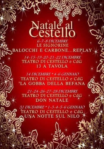 Natale al Cestello 2019