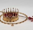 Corona,scettro e collare di Cosimo I in mostra a Palazzo Vecchio grazie all'orafo Paolo Penko