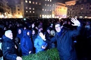 Capodanno nelle piazze a Firenze 1 gennaio 2020 (12)