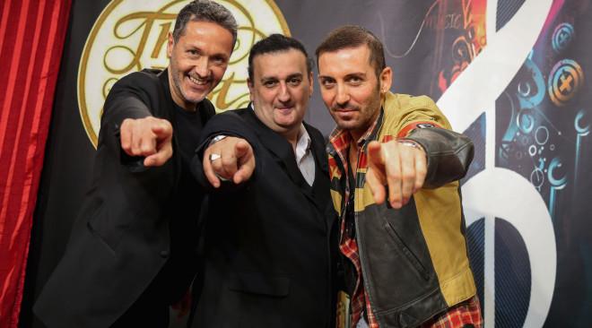"""""""The Best"""" al Casino di Sanremo con l'attore toscano Gianluca Magni"""