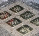 Installate in città le prime 11 pietre d'inciampo per le vittime della Shoah