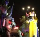 VIDEO – La sfilata dei Carri del Carnevale di Viareggio 2020