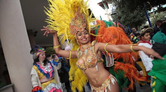 Il Carnevale 2020 nei cinque Quartieri di Firenze