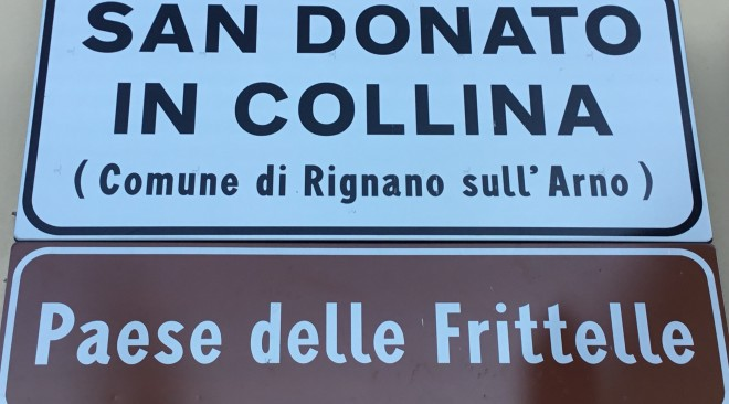 Le frittelle della SMS di San Donato in Collina il paese delle frittelle