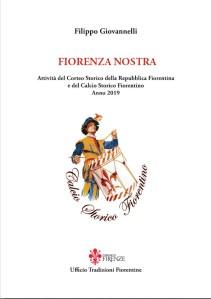 Copertina Fiorenza Nostra filippo giovannelli