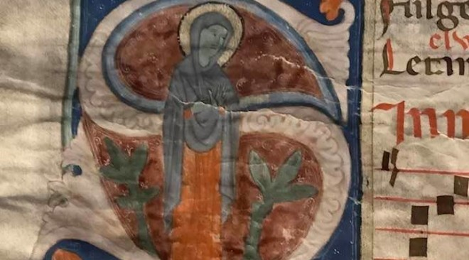 """A Palazzo Pitti la mostra """"Storie di pagine dipinte. Miniature recuperate dai Carabinieri"""""""