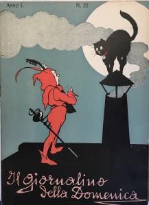 Copertina_de_Il giornalino della Domenica_1907