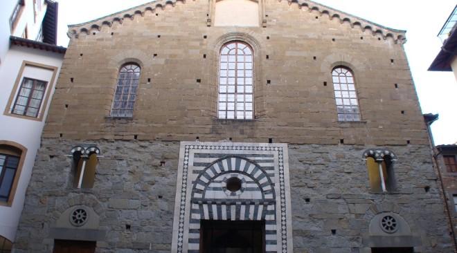 Restaurata la facciata della ex chiesa di Santo Stefano al Ponte
