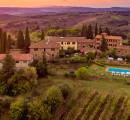 Aperitivo in vigna e cena in giardino a Greve in Chianti l'11 e il 18 settembre