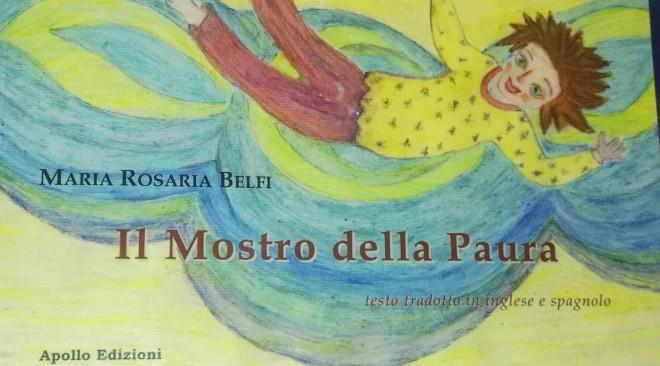 """""""Il Mostro della paura"""" di Maria Rosaria Belfi"""
