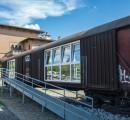 La cultura sale in carrozza: un treno per spettacoli, mostre, coworking e bistrot con il Vagone della Vedova Begbick