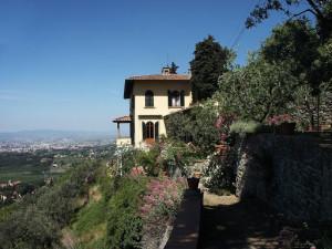 casa Michelucci a Fiesole