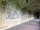 Il restauro delle lunette del Chiostro grande di Santa Maria Novella rovinate dall'alluvione