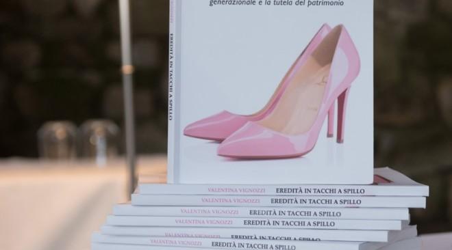 Eredità in tacchi a spillo di Valentina Vignozzi
