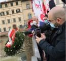 Firenze ha ricordato le vittime dell'Alluvione del 1966 nel 54mo anniversario