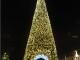 Accese le luci natalizie di Firenze