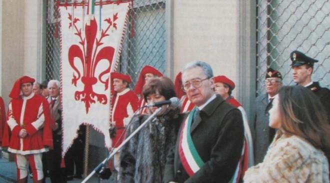 Addio al Sindaco Giorgio Morales,l'ultimo vero Sindaco di Firenze