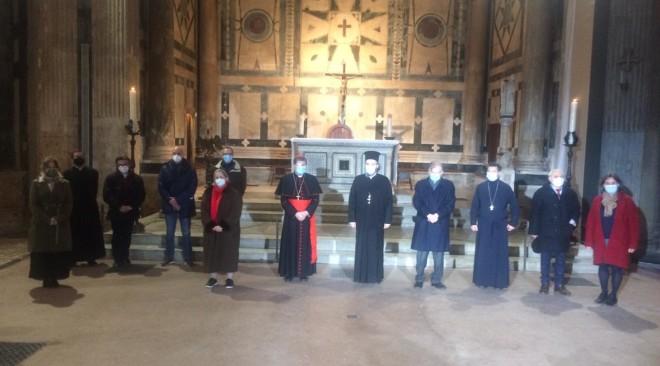 Nasce a Firenze il Consiglio delle Chiese Cristiane